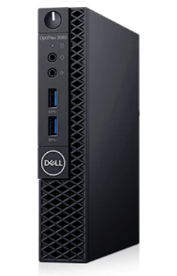 Dell OptiPlex 3060 MFF - i5-8500T - 256GB SSD - 8GB - 3Y-WIN10