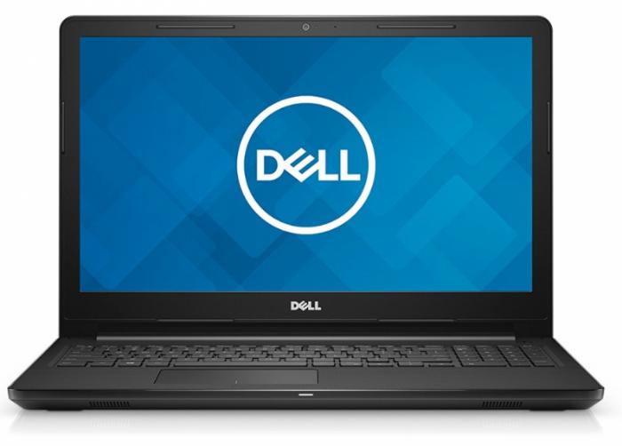 """Dell Inspiron 3581 15.6"""" - i3-7020U - 1024GB - 4GB - 3Y NBD  - Win 10 Home"""