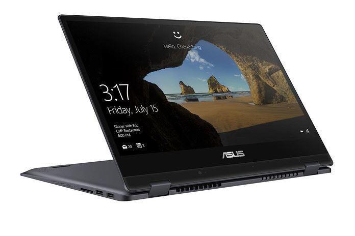 "ASUS TP412FA 14"" FHD - i3-8145U - 128GB SSD - 1Y - Win10"