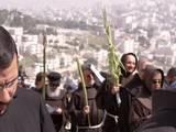 סיור - נזירים פרנסיסקנים מכל העולם באים לצעוד