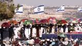סיור בירושלים - חג הסיגד האתיופי, כהני הדת במעמד החגיגי