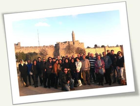 ימי כיף לחברות בירושלים
