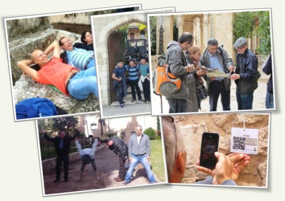 משחק חוויתי בירושלים