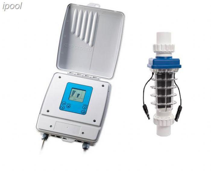 מכשיר מלח לבריכה - מגן D3  עד נפח של 50 קוב