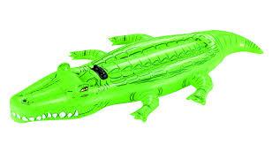 תנין ירוק גדול 1.68 מטר