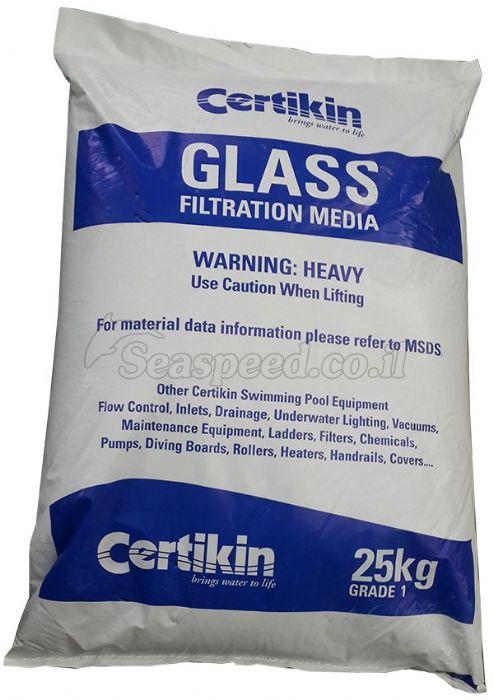 זכוכית לפילטר - Certikin UK