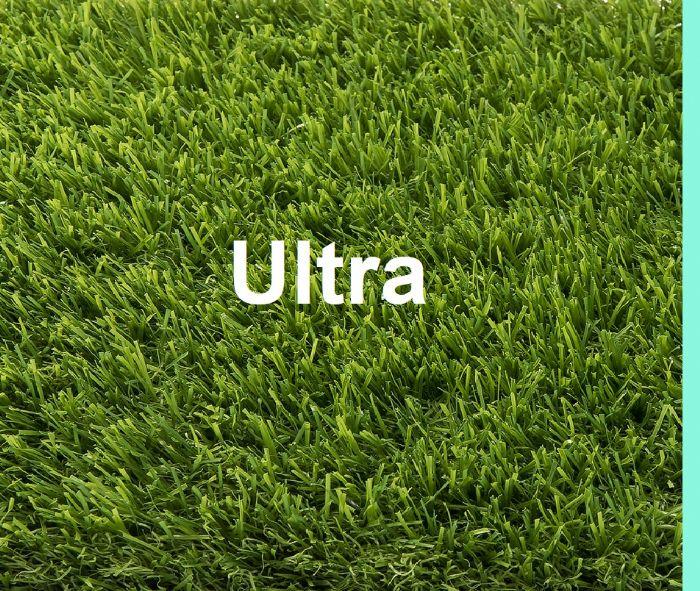 """דשא סינטטי 50 מ""""ר - 4 גוונים Ultra"""