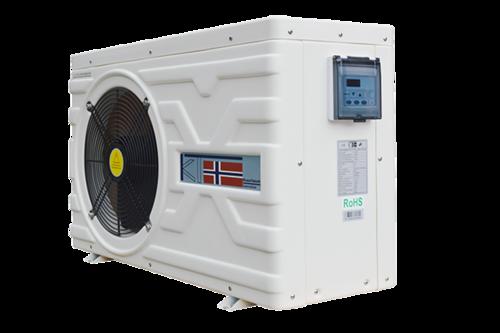 משאבת חום נורבגית - KW 10 חד פאזי
