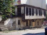 An abandoned Jewish home near the synagogue
