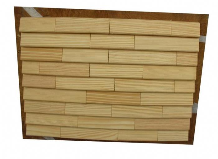 בריק עץ קרוליינה גלי