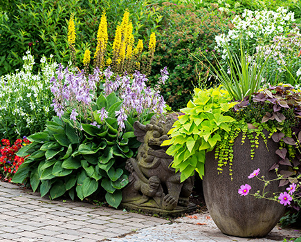חפצי נוי לגינה