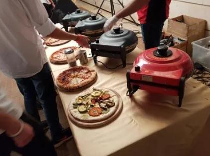 עמדת פיצה דונה איטליה