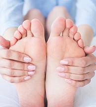 טיפול בכאבי רגליים