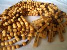 Wholesale 12 Holy Land  Olivewood Rosaries