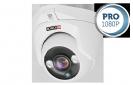 מצלמת כיפה PROVISION AHD 1080P/2MP דגם DI-390AHD36