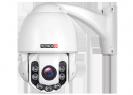 מצלמת אבטחה זום x10 ממונעת PROVISION AHD 2MP דגם Z-10AHD-2(IR)