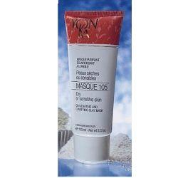 MASQUE 105-מסכת ניקוי לעור רגיש