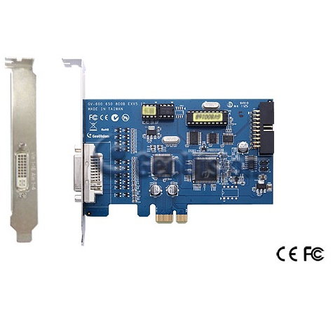 GV-800 מקורי ל-4 מצלמות אבטחה