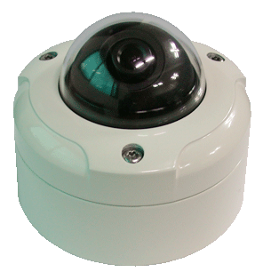 """1/3"""" מיני מצלמת אבטחה אנטי ונדאל 600 קו"""