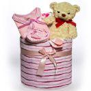 בייבי קייק 88 - מתנה ללידת בת
