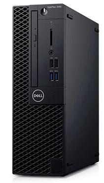 Dell OptiPlex 3060 SFF - i5-8500 - 256GB SSD - 8GB - 3Y-WIN10