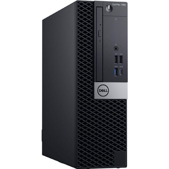 Dell OptiPlex 7060 SFF - i7-8700 - 512GB SSD - 16GB - 3Y-WIN10
