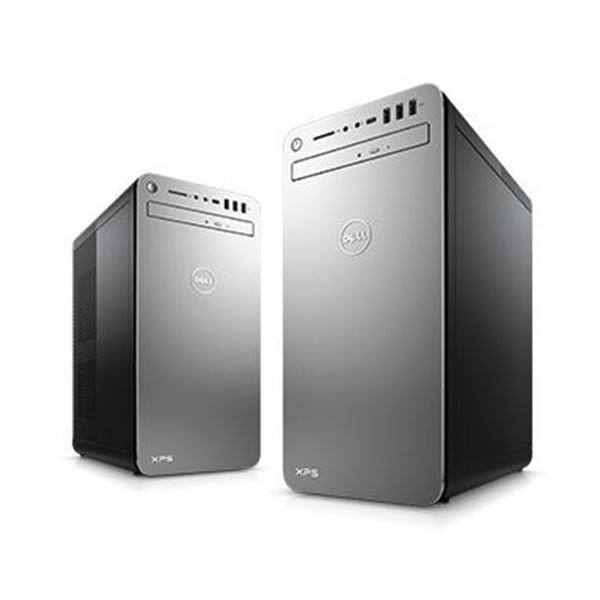 Dell XPS 8930 - i7-9700 - 256GB M.2 PCIe SSD + 2TB 7200 - 16GB –  NVIDIA GF GTX 1050 - 3Y - WIN 10