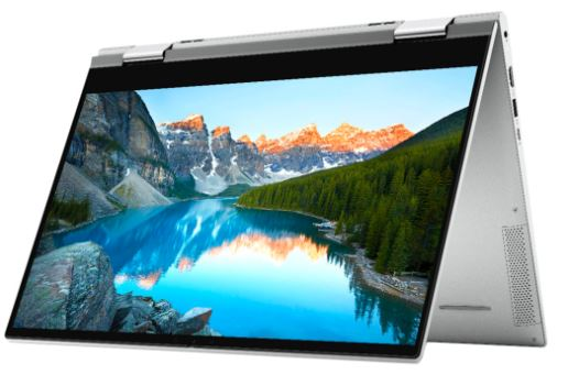 """Dell Inspiron 5406 2in1-FHD- 14.0""""-Touch -i5-1135G7 -512GB SSD- 8GB- Nvidia- 3Y-Win10"""