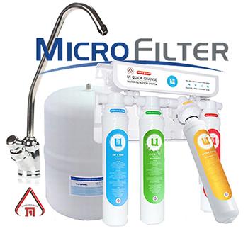 אוסמוזה הפוכה MicroFilter RO-U1