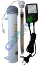 התקן UV אולטרה סגולית למערכת סינון מים