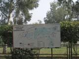 מפת האזור  Samadhi Areas