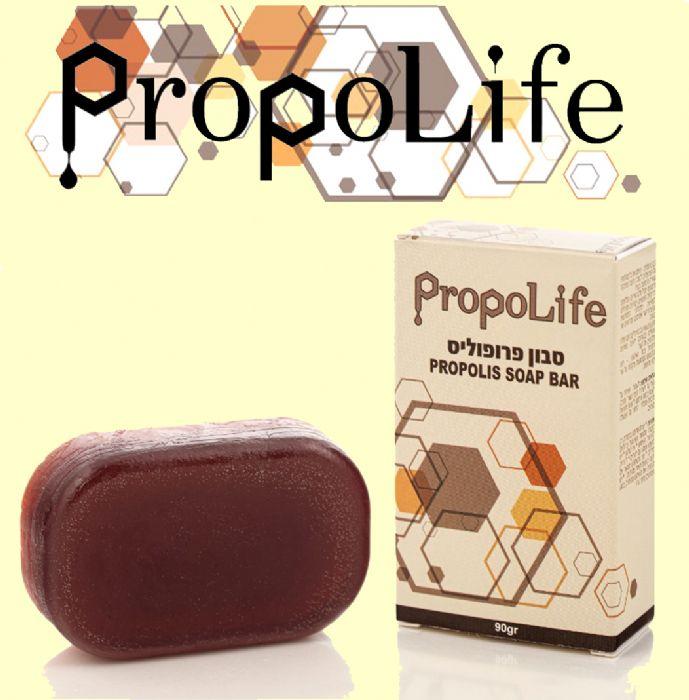 סבון פרופוליס PropoLife
