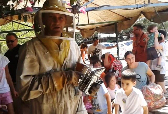 פסטיבל הדבש 2014 בדבורת התבור