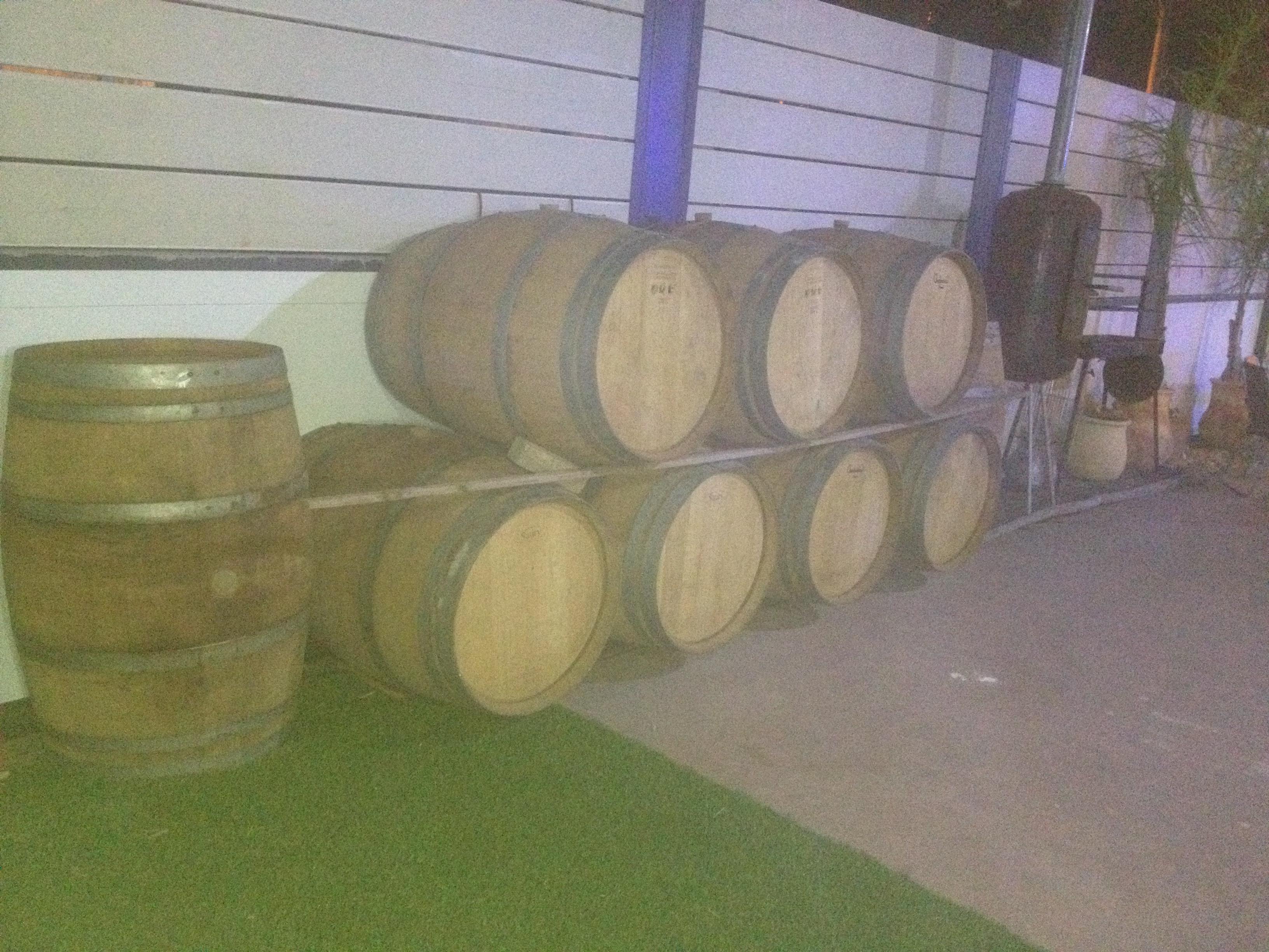 חביות יין למכירה