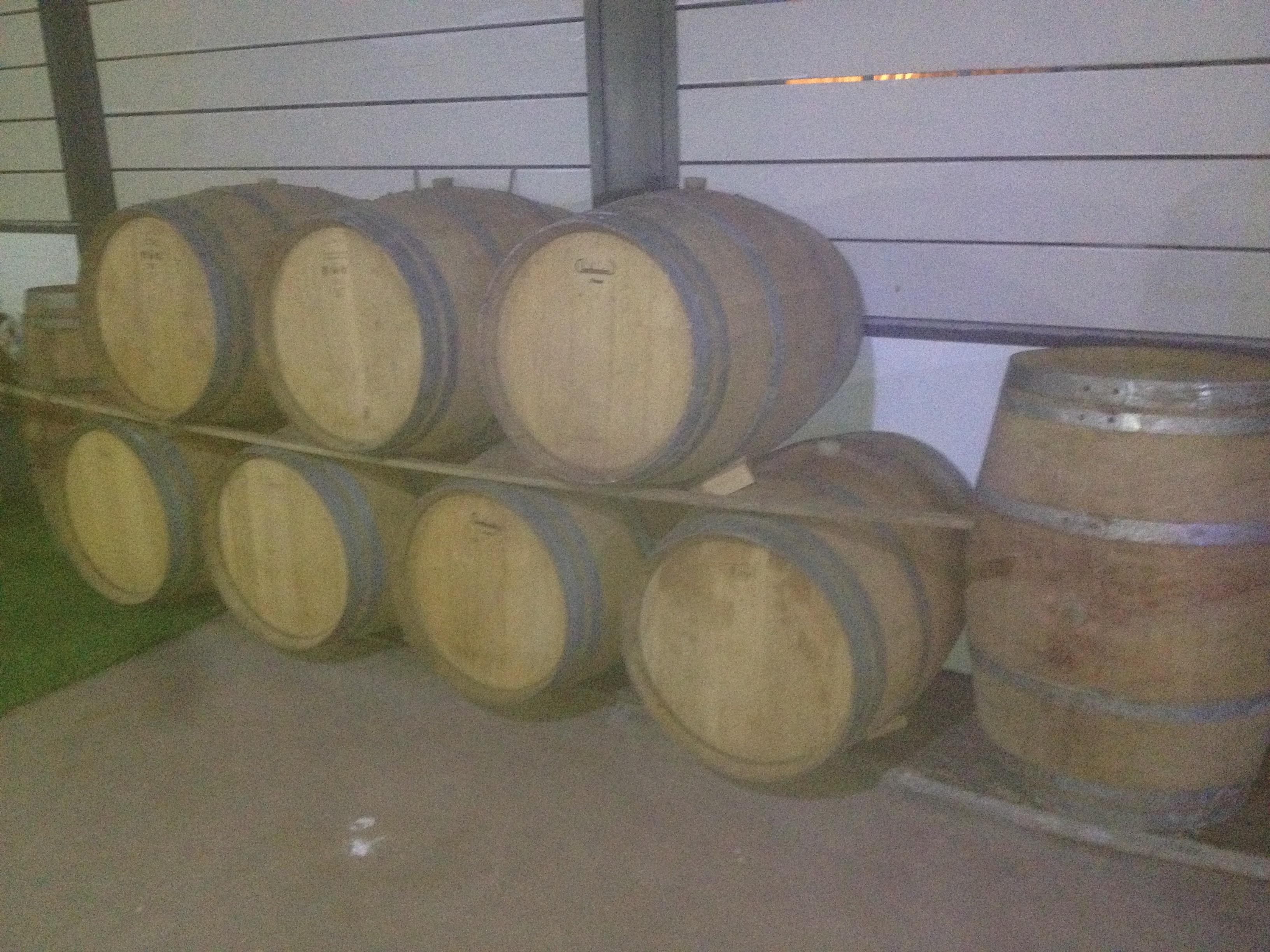 חביות יין מעץ למכירה