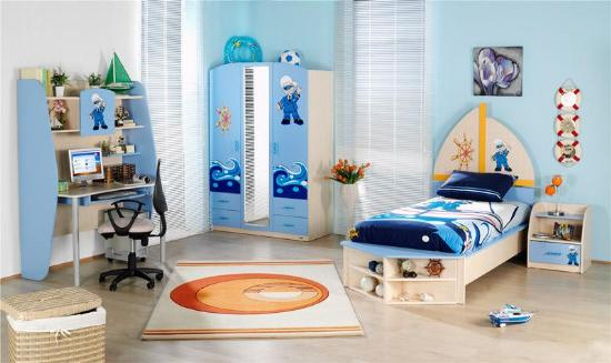 חדר ילדים מאריטים