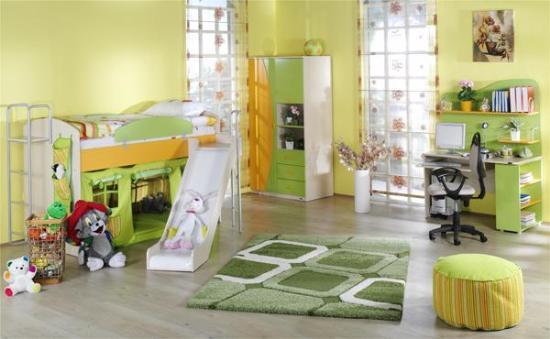 חדר ילדים סלידה