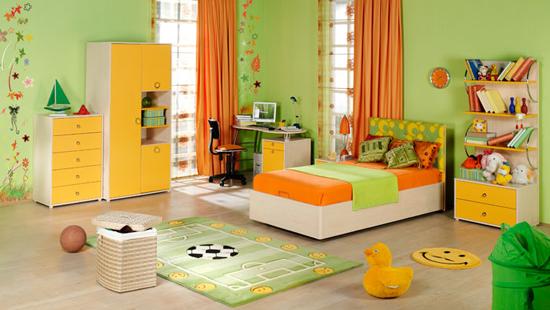 חדר ילדים מגנט