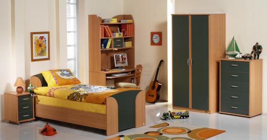 חדר ילדים אקשן