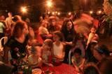 היריד של עין בוסתן בערב האירוע Ein Bustan Fair