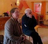 ביקור נציגי ארגון ידיד רודולף שטיינר מברלין