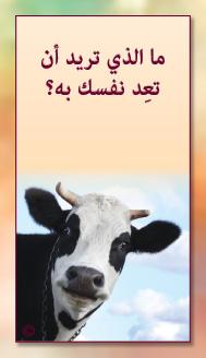 קלפי מנטורי בערבית- ألمستشار الذاتي- ألأسئلة التي تفتح الطريق 22