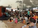 הקהל בפסטיבל