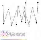 מערכת תאורה תלוייה מדגם הוק