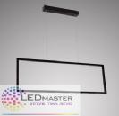 גוף תאורה LED תלוי דקורטיבי מעוצב טיירל