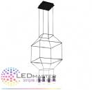גוף תאורה דקורטיבי תלוי LED מעוצב סנסה
