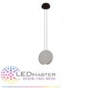גוף תאורה LED תלוי דקורטיבי מעוצב באלון