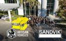 סנדביק רוכשת חברה לציוד כרייה תת קרקעי חשמלי.