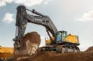 EC950F - מחפר וולוו 90 טון חדש.