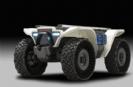 רכב העבודה האוטונומי המשודרג של הונדה.